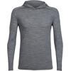 Icebreaker Sphere sweater Heren grijs